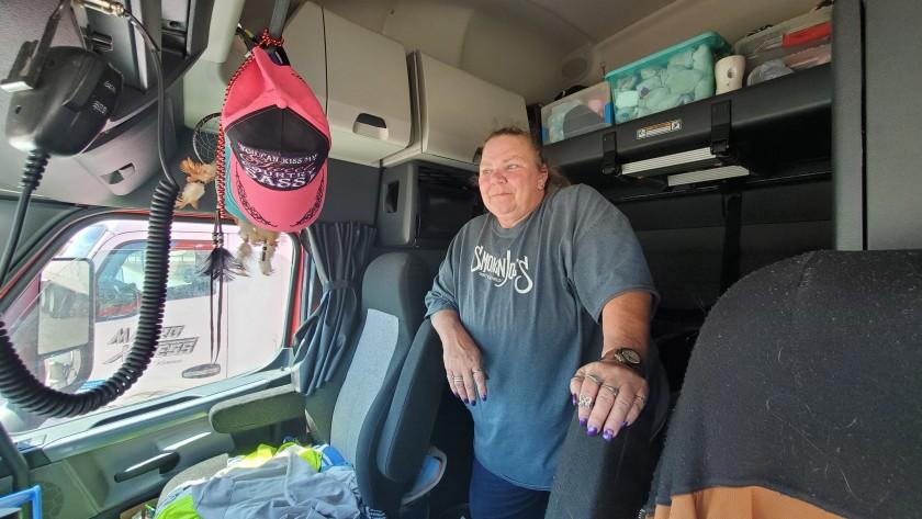 virus trucking